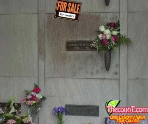 marilyn monroe crypt 300x252 Crypt Above Marilyn Monroe Sold!