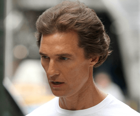 Skinny Matthew Mcconaughey Dishes On His Shocking Weight Iraqi Dinar Exchange Rate