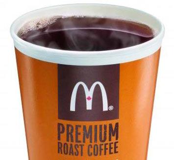 mcdonalds coffee lard