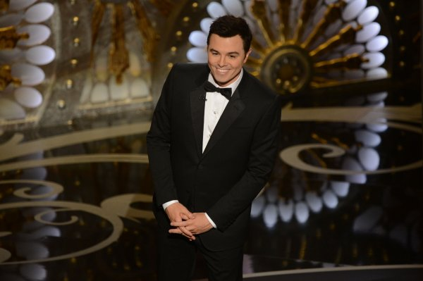 mcfarland Seth McFarland Most Offensive Oscar Jokes Transcribed