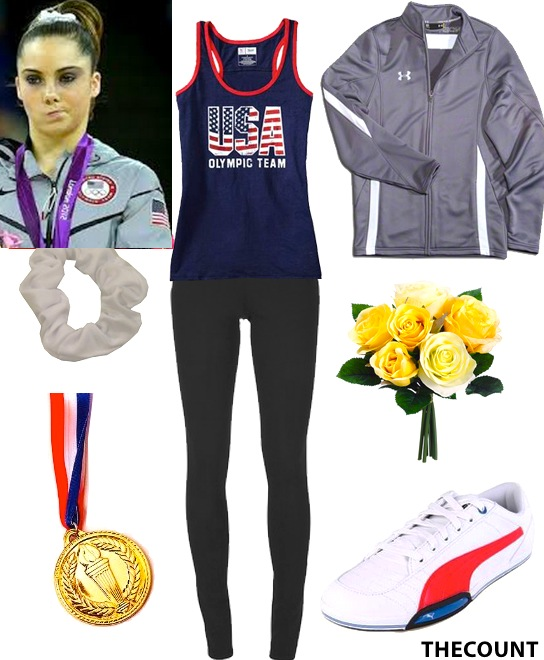 mckayla maroney costume HILARIOUS MCKAYLA MARONEY Not Impressed Halloween Costumes!