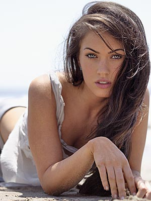 megan fox300a Megan Fox may be the next Lara Croft