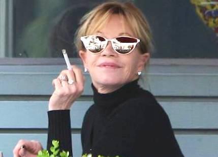 kim basinger smoking