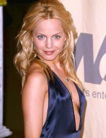 mena suvari1 150x195 AMERICAN BEAUTY: Mena Suvari Tattoos And Freshly SINGLE