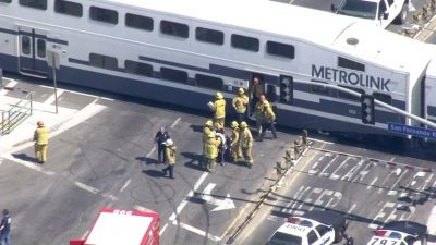 metrolink crash sun valley