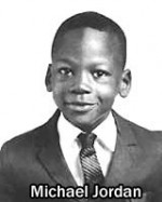 michael jordan kid pic 150x187 Awesome Celebrity Youth Pictures