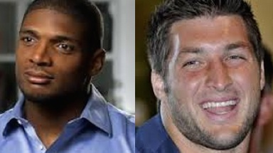 michael sam tim rebow
