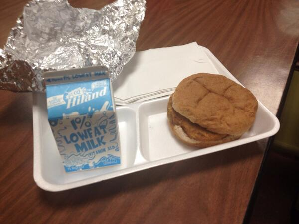 michelle obama bad school lunches 2