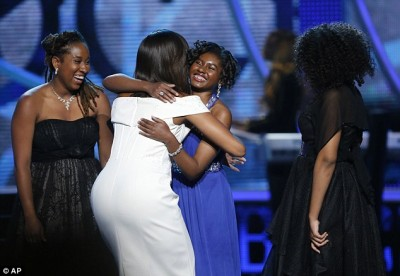 michelle obama black girls rock 2