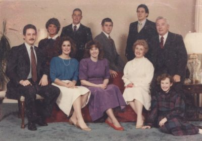 mike Pence family early 80s Sister Mary Therese