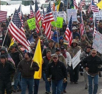 militia members have taken over a federal building in Oregon