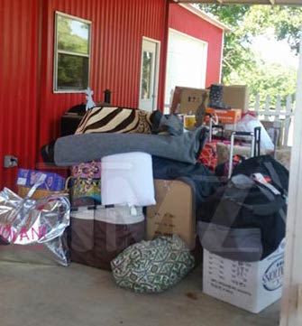 miranda lambert belongings blake porch