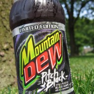 mountain dew pitch black 190x190 7 Fun Foods Banished   Do You Remember Them?