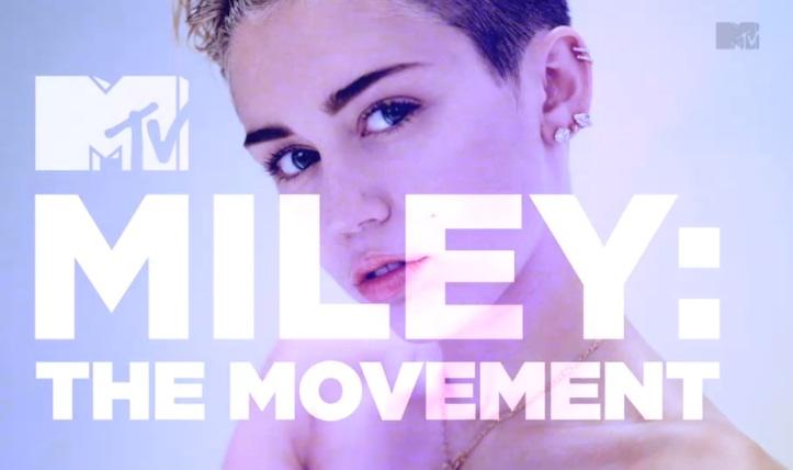 movement miley cyrus mtv