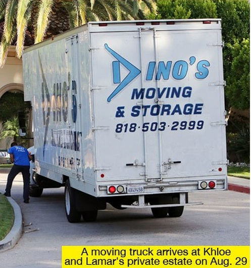 moving truck lamar