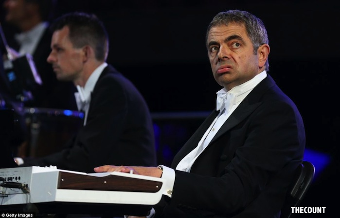 mr bean 2012 olympics opening ceremony 01 playing keyboard First The Twinkie Now MR. BEAN! Im Done! Says British Actor