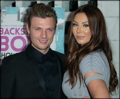 Backstreet Boy star Nick Carter to be a daddy