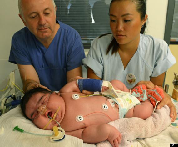 Germany Heavy Newborn