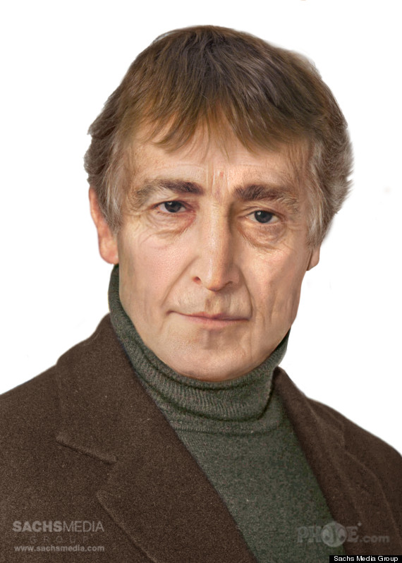 o JOHN LENNON 570 What John Lennon Would Look Like Today