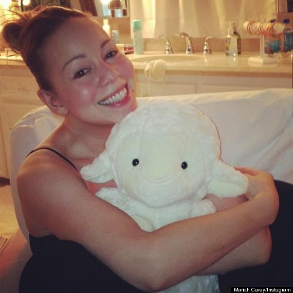 Mariah Carey Without Makeup