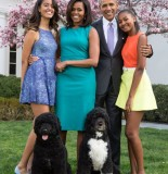 obama easter photo 2015 a 155x160 Obamas Release A Pair Of Easter Photos