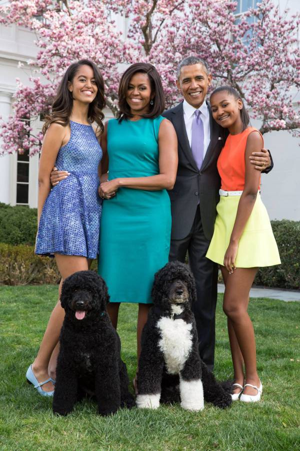 obama easter photo 2015 a Obamas Release A Pair Of Easter Photos