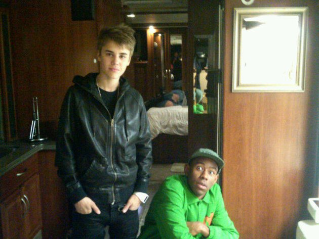 odd future tyler Bieber Bud Tyler the Creator DENIED Entry Into New Zealand!
