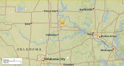 oklahoma earthquake 5.6 saturday sep 3 2016