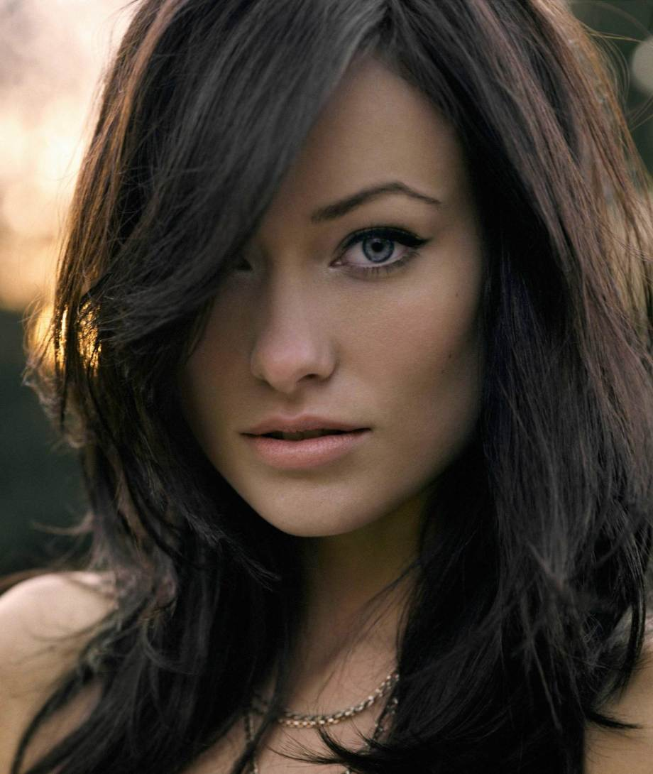 olivia wilde better brunette or new blonde? - thecount