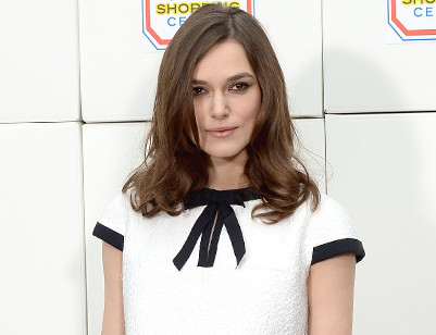 Keira Knightley Scary Skinny On Chanel Red Carpet