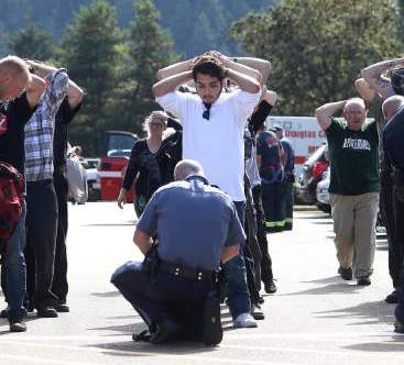 Oregon College Shooter Asked Victims To State Religion