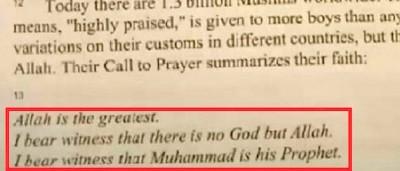 parents-upset-over-islam-in-curriculum