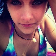 The Paris Jackson Tweets POV Bikini