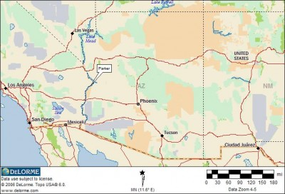 parker arizona