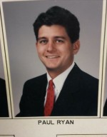 PAUL RYAN VINTAGE PHOTOS: EX GIRLFRIEND, YOUTH, PROM KING, COLLEGE YEARBOOK