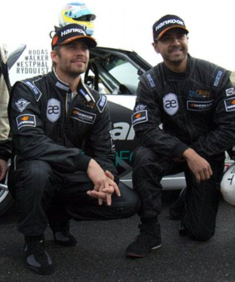 paul walker and roger rodas