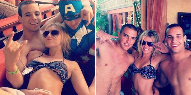 paulina gretzky bikini Paulina Gretzky Embarrassing Wayne Once Again Bikini Vegas