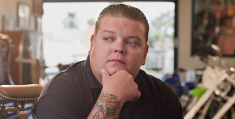 pawn stars corey harrison 475x240 Corey Harrison Arrest A Problem For Pawn Stars Production?