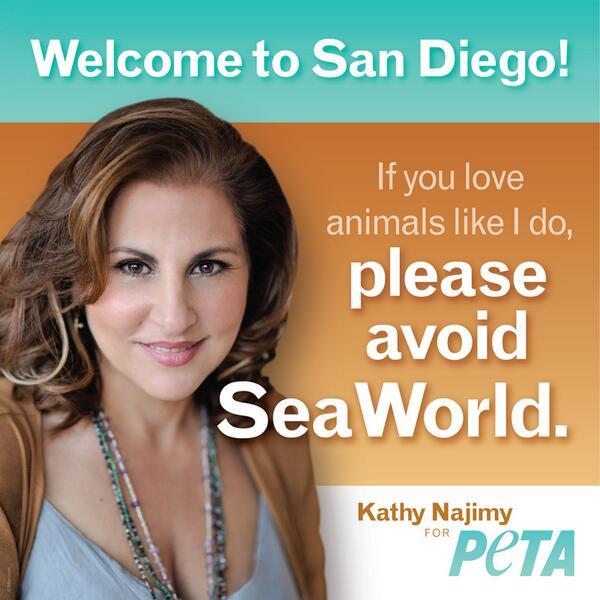 peta seaworld posters