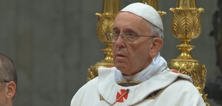 pope 2 WATCH LIVE: Popes Christmas Eve Mass At The Vatican