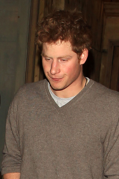 prince harry looks bit weary leaves public nightclub after partying with princess eugenie and her sister princess beatrice Snookered Prince Harry & Princesses Pour Out Of Club