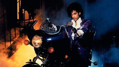 prince photo free use purple rain motorcycle