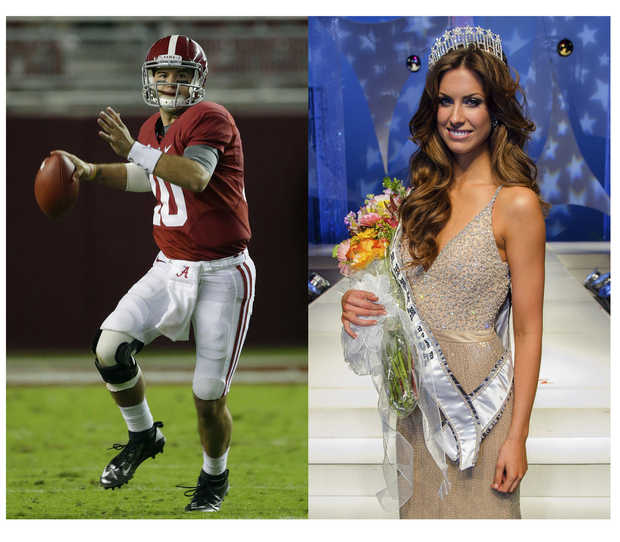 qVITS.AuSt .70 QBs Girlfriend Takes Webb By Storm