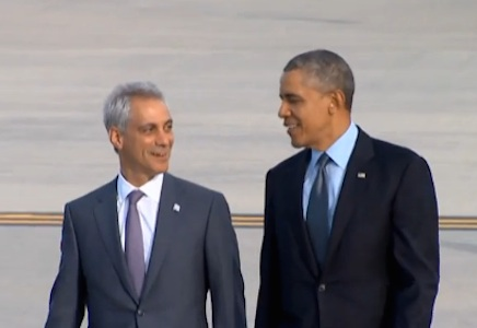 rahm emanuel obama chicago