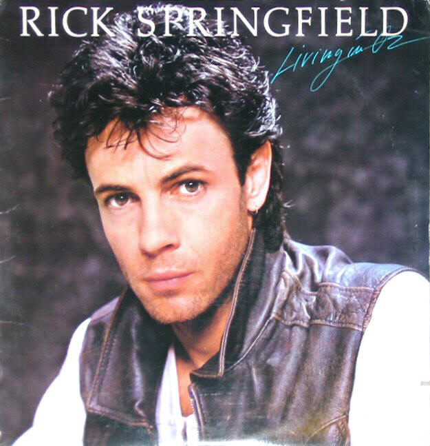 record rick springfield living in oz Rick Springfield Arrested After Failing To Appear