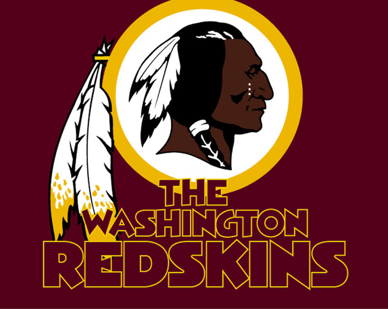 redskins logo Washington Bravehearts NOT Future Redskins Name