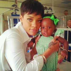 EXCLUSIVE: Big-hearted Rihanna donated US $1.75 million to a Barbados hospital in memory of her late grandmother, who died of cancer