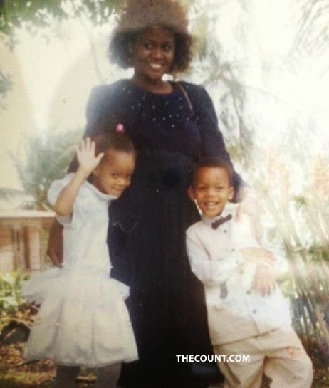 rihanna kid RIHANNA: Before The Fame