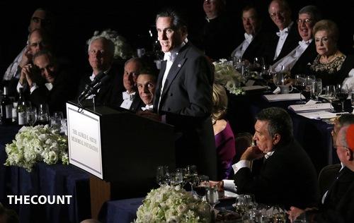 romney smith thumb 500x316 53647 Mitt Romney Joke Transcript Alfred E. Smith Dinner