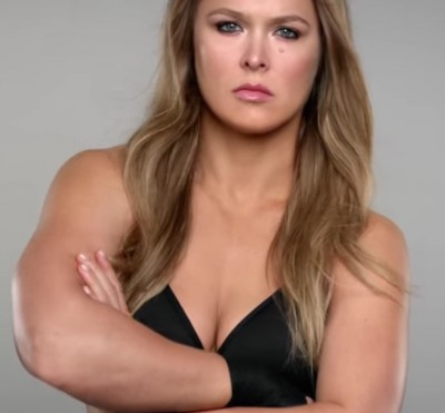 ronda rousey carls jr 3